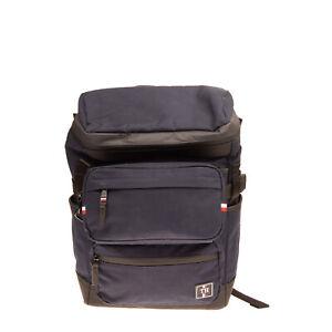 TOMMY HILFIGER Backpack Rucksack Large Detachable Belt Bag Padded Back Zipped