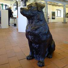 Rottweiler, Dog, Large Sculpture/Plastic Sculpture by Ottmar hörl