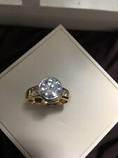 STUNNING 18ct Gold 2.62 Carat Diamond Engagent Ring