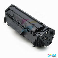 Compatible Black Toner Cartridge for HP Q2612A 12A LaserJet Pro 1010 1012