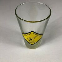 Detroit Michigan Spirit Glass VTG Beer Pint Drink City State Collectible Art Cup