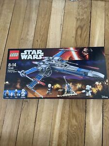 Lego Star Wars 75149 Resistance X-Wing Fighter Neuf