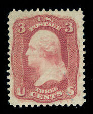 Momen: Us Stamps #56 or #65-E15h Mint Ogph Pse Cert