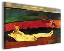 Quadri famosi Paul Gauguin vol VII Stampa su tela arredo moderno arte design