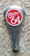 Miller 64 Beer Mini Tap Handle - Used