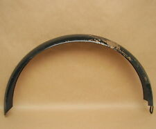 "Vintage NOS Schwinn Bicycle Black 24"" Balloon Tire Rear Fender"