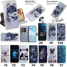 Magnetic Leather Flip Wallet Phone Case Cover For Samsung A51 5G A70E A90 A20S