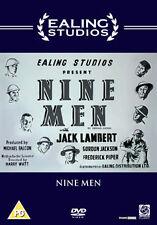 NINE MEN  - DVD - REGION 2 UK