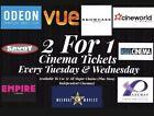 Meerkat Movies - 2 For 1 Cinema Code - 19th & 20th October - Odeon Vue Cineworld