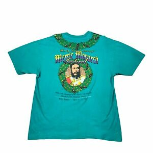 1995 Vintage HAWAII MERRIE MONARCH HULA FESTIVAL Mens T Shirt XL Single Stitch