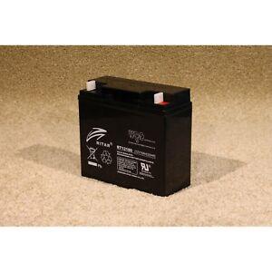 Ritar RT12170 - Brand new battery - 12v 17Ah cell