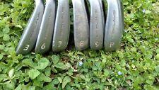 Jack Nicklaus Golf Club N1 Pro Irons 3 6 7 8 9 PW Super Steel XL Mach 3 Shaft RH