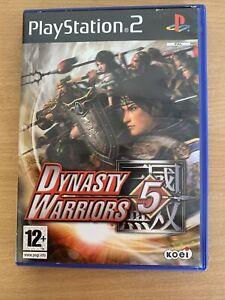 Dynasty Warriors 5 (PS2)