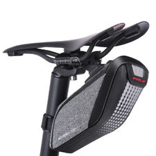 Outdoor Waterproof Cycling Bicycle Saddle Bag Bike Rear Seat Carry Tail Pouch