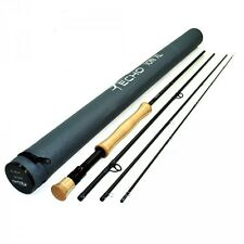 ECHO ION XL 6100-4 10' FOOT #6 WEIGHT 4 PIECE FLY ROD + TUBE, FREE U.S. SHIPPING