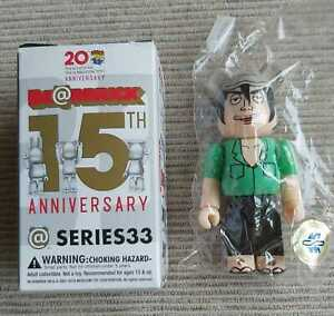 Medicom 100% Bearbrick -Series 33 Hero & Secret 100% Tonkatsu DJ age-Taro