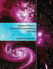 Spacetime and Geometry: An Introduction to General Relativity by Sean Carroll