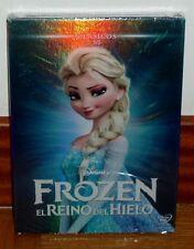FROZEN-EL REINO DEL HIELO-CLASICO DISNEY Nº 55-DVD-NUEVO-NEW-SLIPCOVER-SIN ABRIR