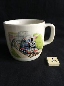 Wedgewood Thomas The Tank Engine Small Mug Official Merch 1984 - Exc.Cond