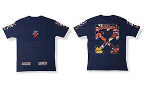 Chicago Bulls NBA Designer Logo Shirt T-Shirt Basketball Lakers Jordan Knicks