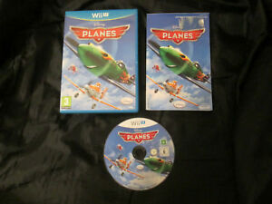WII U : PLANES - Completo, ITA ! Dal Film Disney !