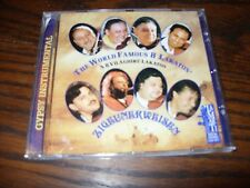 ZIGEUNERWEISEN The World Famous 8 Lakatos (A 8 vilaghiru Lakatos) Import CD