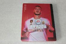 FIFA 20 Steelbook G2  SIZE STEELBOX METAL CASE version 2 HAZARD