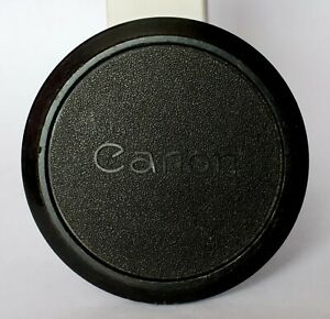 Canon B-62mm front lens cap to fit FD 35-70mm/f3.5-4.5 lens.