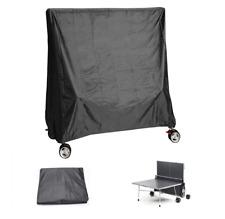 Housse Table Ping Pong Imperméable et Contre Rayons UV Protection pour Table de