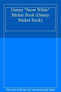"""Disney """"Snow White"""" Sticker Book (Disney Sticker Book)-"""