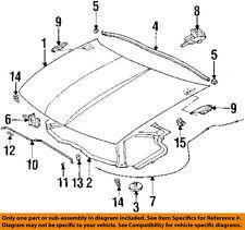 GM OEM Hood-Bumper Cushion 21098949