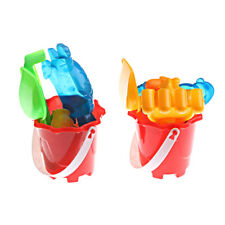 1set Beach Sand Tools Toys Bucket Set For Toddler Kids Children Outdoor Toys%