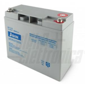 Batteria al piombo 12V 18Ah - AGM BP12-18 Alpha elettronica