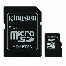 Original 16GB Micro SD SDHC Memory Card For Nokia 108 130 215 225 X X2 Dual SIM
