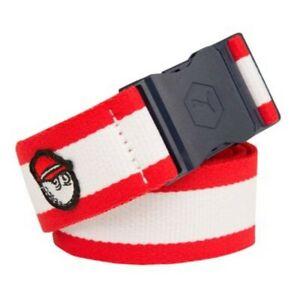 NEW Men's Puma Malbon Stretch Belt OSFA Peacoat