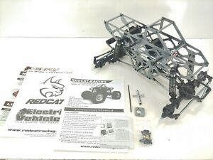NEW Redcat Racing GROUND POUNDER 1/10 DUAL STEERING MONSTER TRUCK 4x4 ROLLER
