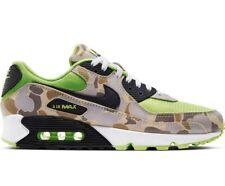 Nike Green Camo Air Max 90 US9