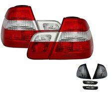 2 FEUX ARRIERE BMW SERIE 3 E46 BERLINE 98-01 + 4 CLIGNOTANT 320 330 d 320d 330d