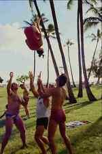 589079 Young Gymnasts Practice Routines Waikiki Beach A4 Photo Print