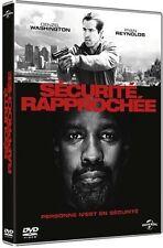 DVD *** SECURITE RAPPROCHEE *** avec Denzel Washington (  neuf sous blister )