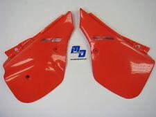 Paneles Laterales Ufo Honda CR125/250/500 87-88 2604-121 CR Naranja