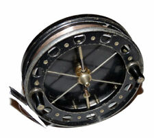 "classic Allcocks Match Aerial 4-1/2"" centre pin trotting reel to use"