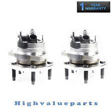 2 Wheel Bearing and Hub Assembly Front fits GM Cobalt Malibu HHR G6 Aura 513214