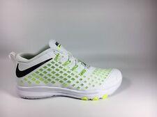 Nike Men's Train Quick 844406 107 New Size 11 White Black Neon