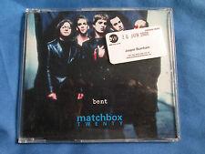 Matchbox Twenty Bent 3 Track  Promo CD