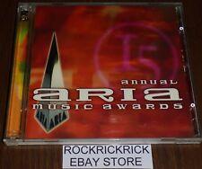 15TH ANNUAL ARIA AWARDS COMPILATION -2 CD SET 42 TRACKS- YOU AM I,SAINTS & MORE