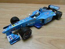 Minichamps 1:18 Formula 1 Car Model Benetton Showcar B200 Fisichella No 11    77