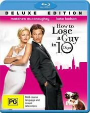 How To Lose A Guy In 10 Days (Blu-ray, 2011)