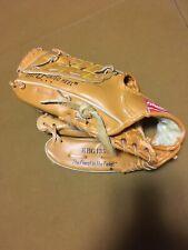 "Vintage Rawlings RBG135 Rickey Henderson LHT 10-1/2"" Youth Baseball Glove"