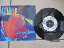 "DELAGE/TITLE=ROCK THE BOAT  (7""VINYL SINGLE)1990"